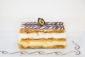 MILLEFEUILLE DOUBLE CREME