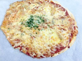 Pizza 4 Fromage