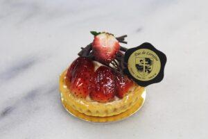 tarelette fraise