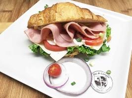 Sandwich Croissant Jambon Fromage