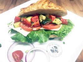Duc de Lorraine | Sandwich Croissant Vegetarian