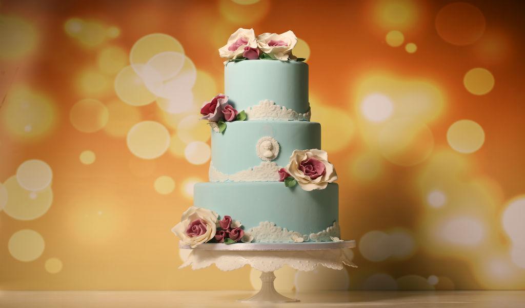 Hipster Wedding Cake | Duc de Lorraine