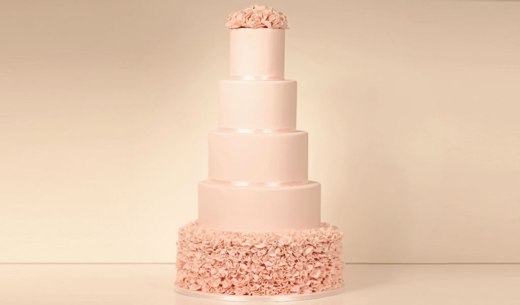 Princess Wedding Cake | Duc de Lorraine