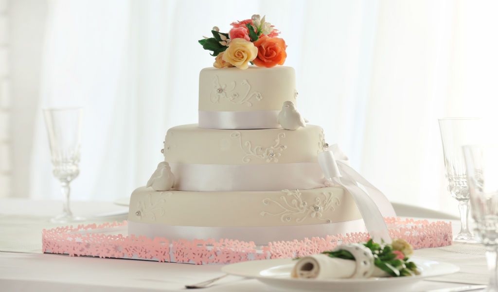 Wedding Cake | Duc de Lorraine