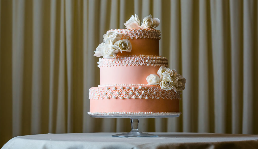 Duc de Lorraine | The British Wedding cake
